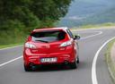 Фото авто Mazda 3 BL, ракурс: 180 цвет: красный