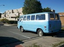 Фото авто Chevrolet Van 2 поколение, ракурс: 135