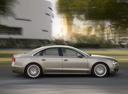 Фото авто Audi A8 D4/4H, ракурс: 270 цвет: сафари