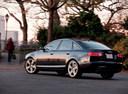 Фото авто Audi A6 4F/C6 [рестайлинг], ракурс: 135 цвет: черный