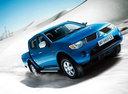 Фото авто Mitsubishi L200 4 поколение, ракурс: 315 цвет: синий