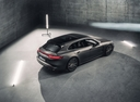 Фото авто Porsche Panamera 971, ракурс: 225 цвет: мокрый асфальт