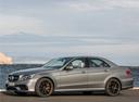 Фото авто Mercedes-Benz E-Класс W212/S212/C207/A207 [рестайлинг], ракурс: 90 цвет: серый