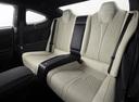 Фото авто Lexus RC 1 поколение, ракурс: задние сиденья