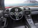 Фото авто Porsche Boxster 982, ракурс: торпедо