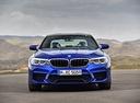Фото авто BMW M5 F90,  цвет: синий