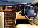 Фото авто Rolls-Royce Silver Seraph 1 поколение, ракурс: торпедо