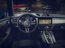 Фото авто Porsche Macan 1 поколение [рестайлинг], ракурс: рулевое колесо