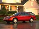 Фото авто Mercury Sable 3 поколение, ракурс: 90