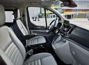Фото авто Ford Tourneo Custom 1 поколение [рестайлинг], ракурс: сиденье