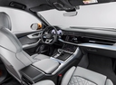 Фото авто Audi Q8 1 поколение, ракурс: торпедо