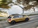 Фото авто Mercedes-Benz GLA-Класс X156 [рестайлинг], ракурс: 270 цвет: золотой