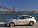 Фото авто BMW 5 серия F07/F10/F11, ракурс: 90 цвет: бежевый