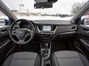 Фото авто Hyundai Solaris 2 поколение, ракурс: торпедо