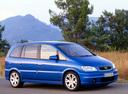 Фото авто Opel Zafira A, ракурс: 315