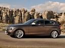Фото авто BMW 1 серия F20/F21, ракурс: 90 цвет: коричневый