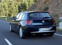 Фото авто BMW 1 серия F20/F21, ракурс: 135 цвет: синий