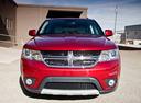 Фото авто Dodge Journey 1 поколение [рестайлинг],  цвет: красный