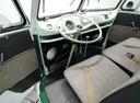 Фото авто Volkswagen Transporter T1 [рестайлинг], ракурс: торпедо