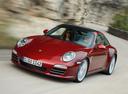 Фото авто Porsche 911 997 [рестайлинг], ракурс: 45