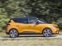 Фото авто Renault Scenic 4 поколение, ракурс: 270 цвет: желтый