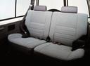 Фото авто Toyota Land Cruiser J70, ракурс: задние сиденья