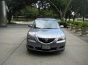 Фото авто Mazda 3 BK,  цвет: серый