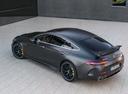 Фото авто Mercedes-Benz AMG GT C190 [рестайлинг], ракурс: 135 цвет: черный