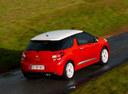Фото авто Citroen DS3 1 поколение, ракурс: 225 цвет: красный