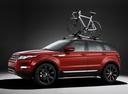 Фото авто Land Rover Range Rover Evoque L538, ракурс: 90 цвет: красный