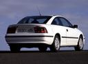 Фото авто Opel Calibra 1 поколение, ракурс: 225