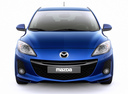 Фото авто Mazda 3 BL [рестайлинг],  цвет: синий