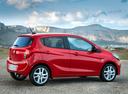 Фото авто Opel Karl 1 поколение, ракурс: 225 цвет: красный