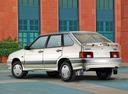 Фото авто ВАЗ (Lada) 2114 1 поколение, ракурс: 135 цвет: бежевый