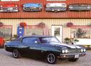 Фото авто Chevrolet Chevelle 2 поколение [2-й рестайлинг], ракурс: 315