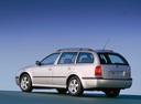 Фото авто Skoda Octavia 1 поколение [рестайлинг], ракурс: 135 цвет: серебряный
