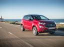 Фото авто Ford EcoSport 2 поколение [рестайлинг], ракурс: 315 цвет: красный