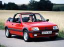 Фото авто Peugeot 205 1 поколение, ракурс: 315