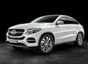Фото авто Mercedes-Benz GLE-Класс W166/C292, ракурс: 45 - рендер цвет: серебряный