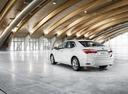 Фото авто Toyota Corolla E160, ракурс: 135 цвет: белый