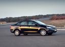Фото авто Ford Focus 2 поколение [рестайлинг], ракурс: 270 цвет: черный
