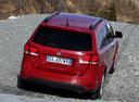 Фото авто Fiat Freemont 345, ракурс: 180 цвет: красный