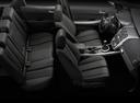 Фото авто Mazda CX-7 1 поколение, ракурс: салон целиком