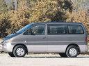 Фото авто Hyundai H-1 Starex, ракурс: 90 цвет: серый