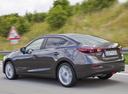 Фото авто Mazda 3 BM, ракурс: 135 цвет: коричневый