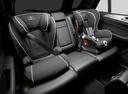 Фото авто Mercedes-Benz M-Класс W166, ракурс: задние сиденья