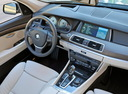 Фото авто BMW 5 серия F07/F10/F11, ракурс: рулевое колесо
