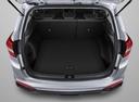 Фото авто Hyundai Creta 1 поколение, ракурс: багажник цвет: серебряный