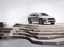 Фото авто Volvo V60 2 поколение, ракурс: 315 цвет: бежевый