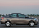 Фото авто Chevrolet Prisma 2 поколение, ракурс: 270